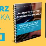 """Bezpłatny PDF: """"Młodszy tester oprogramowania – przygotowanie do rekrutacji"""""""